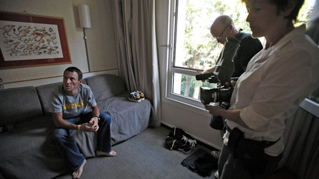 'The Armstrong Lie' Director on Being Caught in Lance Armstrong's Web of Lies (ABC News)