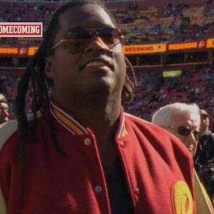 'Homecoming': LaVar Arrington