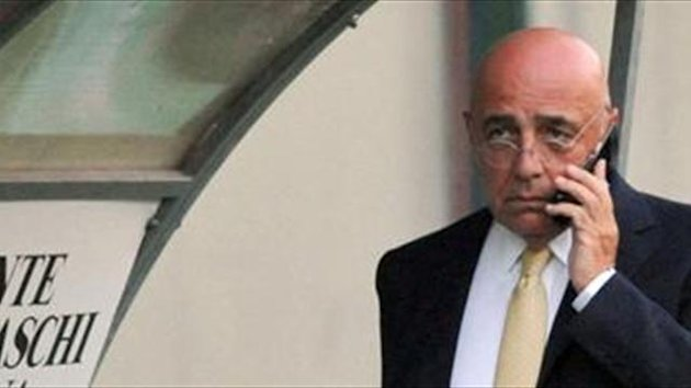 Galliani: 'Milan not inferior to Juve'