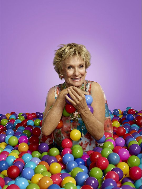 "Cloris Leachman returns as Maw Maw in ""Raising Hope."""