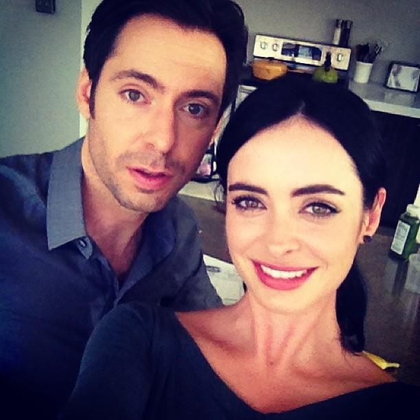 @therealkrystenritter/@KrystenRitter #VeronicaMarsMovie It has begun. Get your brain ready for it.