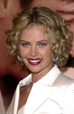 Charlize Theron at the Bruin Theater premiere of Warner Brothers' Sweet November