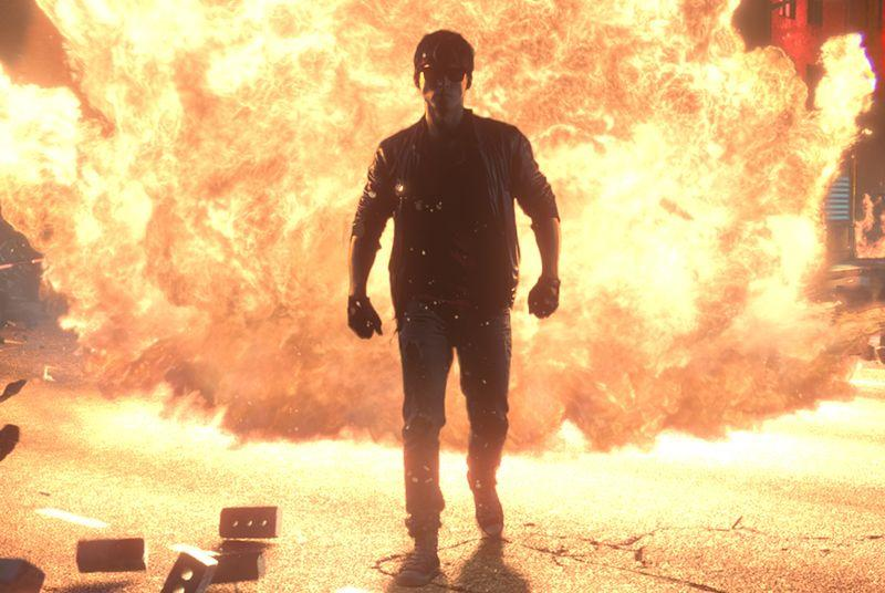 The insane '80s action short Kung Fury is jumping from Kickstarter to your TV
