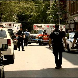 3 Law Enforcement Officers Shot In West Village