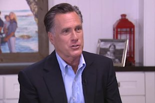 Romney: 'It kills me' not to be in White House