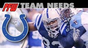 Indianapolis Colts: 2013 team needs