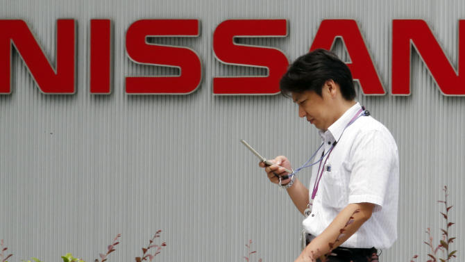 Yen fall boosts Nissan quarterly earnings to $820M