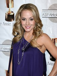Kelly Stables gives birth to baby boy