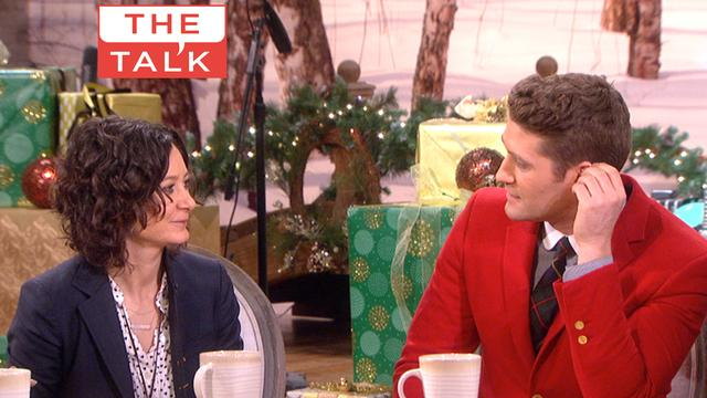 The Talk - Matthew Morrison on 'Glee' 100th Episode