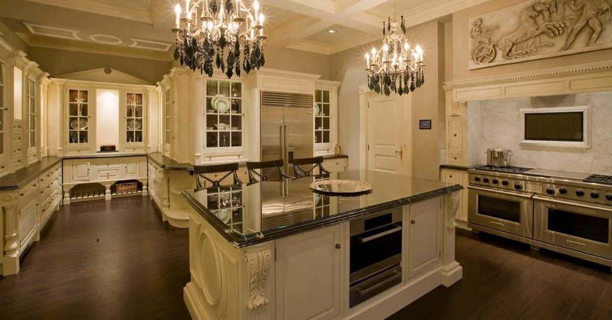 30 Jaw Dropping Luxury Kitchen Designs