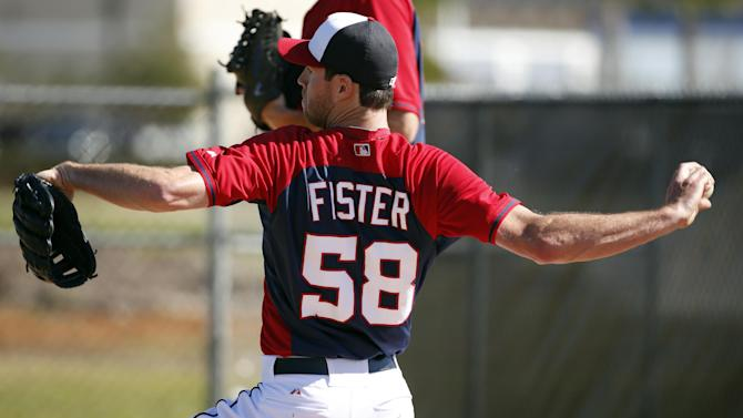Fister on DL; Tigers-Nationals game rained out