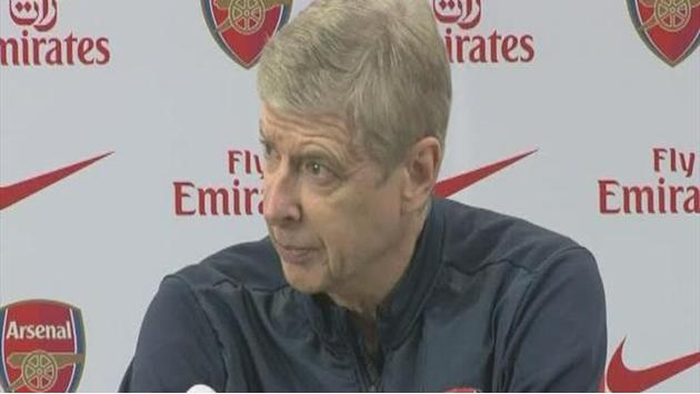 Premier League - Wenger: City biggest test of the season
