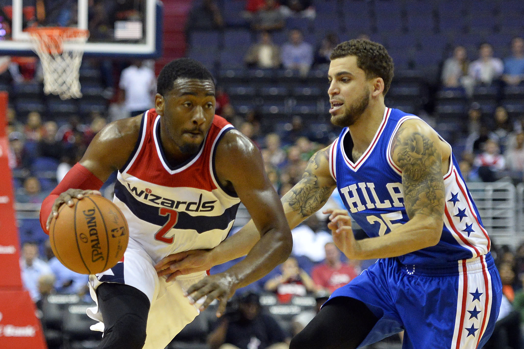 Morning tip: To get up to speed, Wizards must clear this hurdle