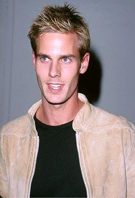 Christopher Landon at the Beverly Hills premiere of Miramax's The Yards