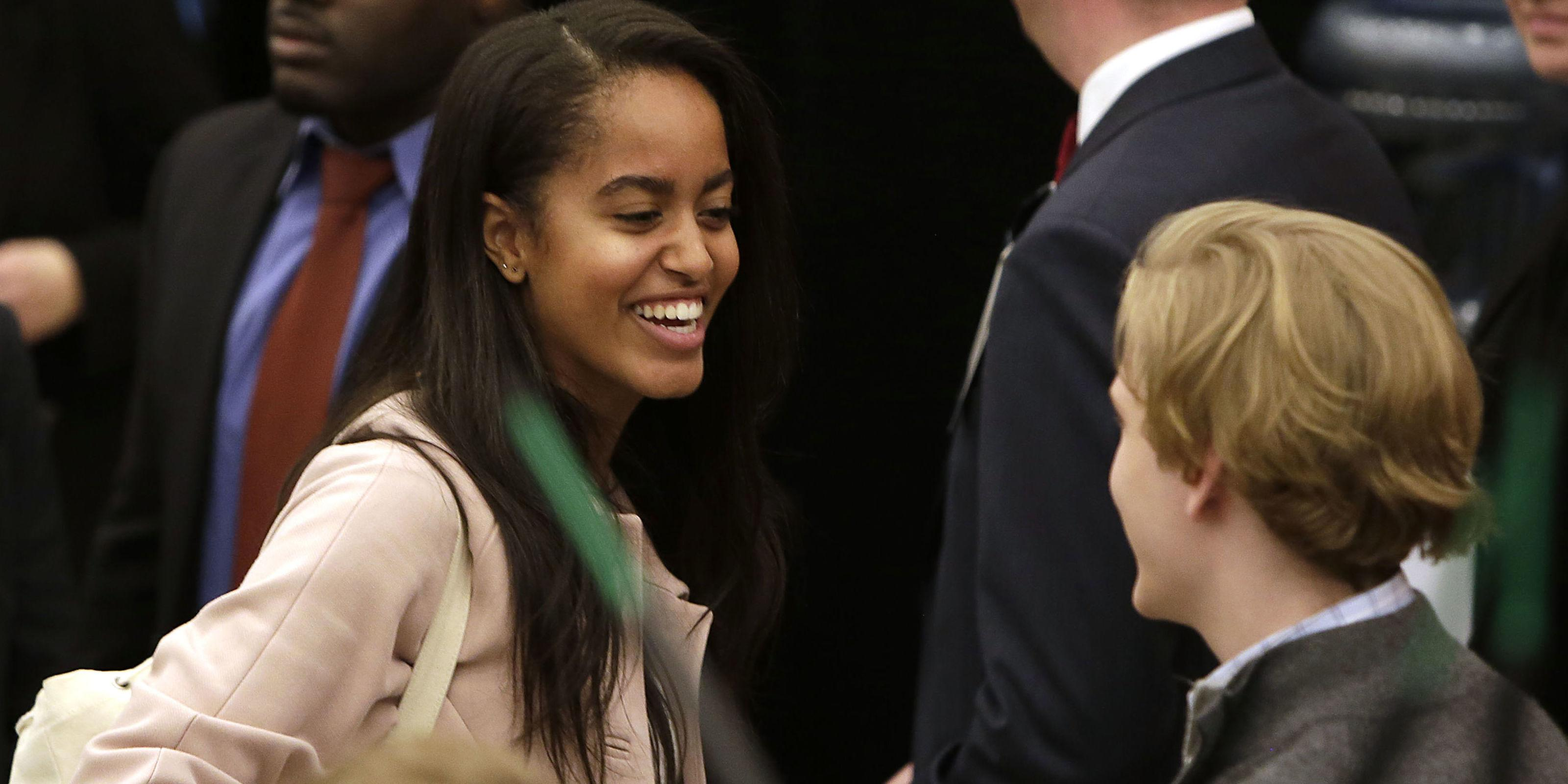 8 Women Predict What Malia Obama Will Learn During Her Gap Year