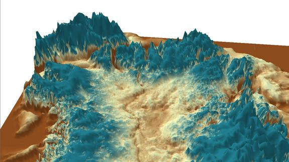 'Grand Canyon' of Greenland Discovered Under Ice Sheet