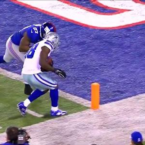 Dallas Cowboys wide receiver Dez Bryant 31-yard TD reception