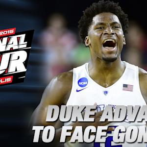 Duke and Gonzaga Battle for Ticket to Final Four  | ACC Road to Indy