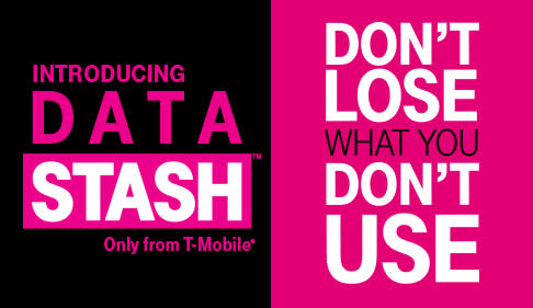 T-Mobile's New Data Rollover Plan Allows Customers To Keep 'Data Stash'