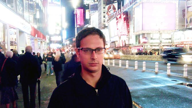CORRECTS DATELINE TO NEW YORK - This undated image released courtesy of Brian Silver shows author and statistician Nate Silver in New York. The 34-year-old statistician, unabashed numbers geek, author, and creator of the much-read FiveThirtyEight blog at the New York Times, correctly predicted the presidential winner in all 50 states, and almost all the Senate races. (AP Photo/Robert Gauldin)