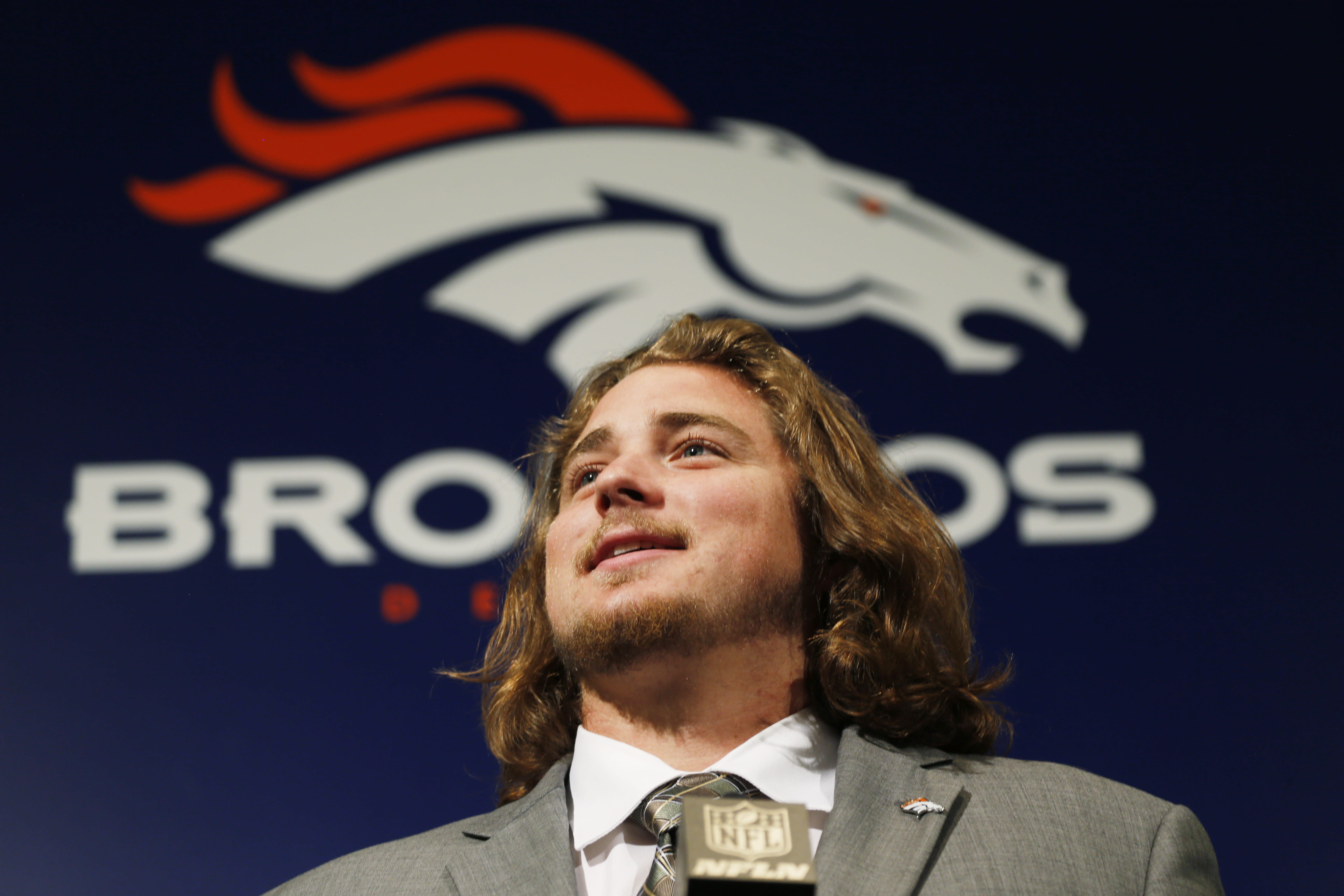 Broncos stick with theme of toughness, athleticism