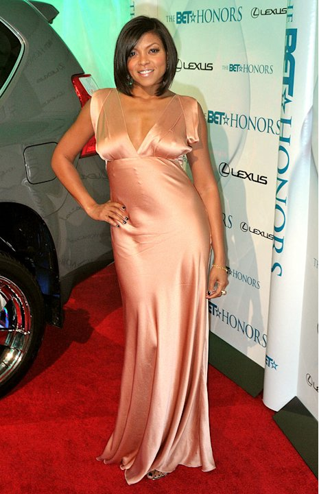 Henson TarajiP BET Honors