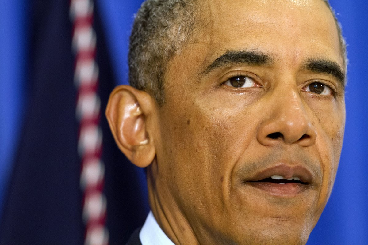 Obama's Mission Against ISIS Just Fundamentally Changed