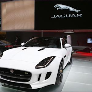 David Beckham To Serve As The Face Of Jaguar In China