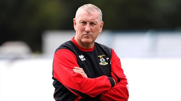 Terry Butcher will not let his side get carried away with their good start