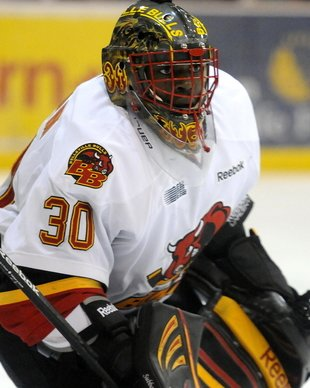 Draft Tracker: 5 Questions With Malcolm Subban, Belleville Bulls