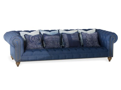 Beautiful Splurge: Ralph Lauren Home Sofa