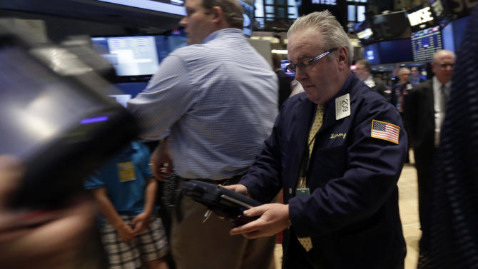 US stocks slump as earnings disappoint