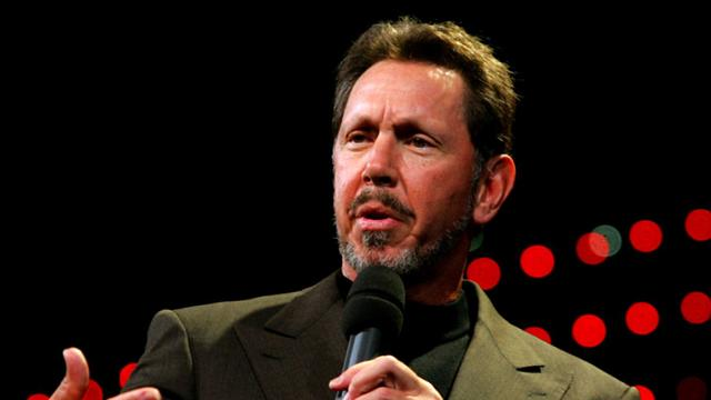 Oracle CEO Larry Ellison on everything from Google to the NSA