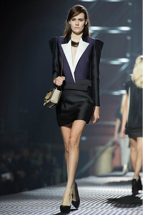 Dfil Lanvin  collection printemps/t 2013.