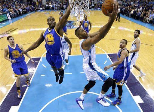Thompson has season-high 29, Warriors beat Hornets