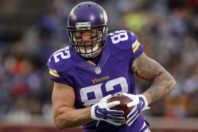 Fantasy football waiver wire advice: Kyle Rudolph has huge day