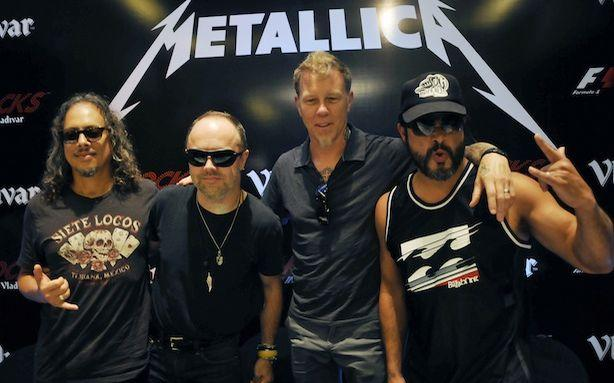 Enter Spotify: Why Metallica Loves Free Music All of a Sudden
