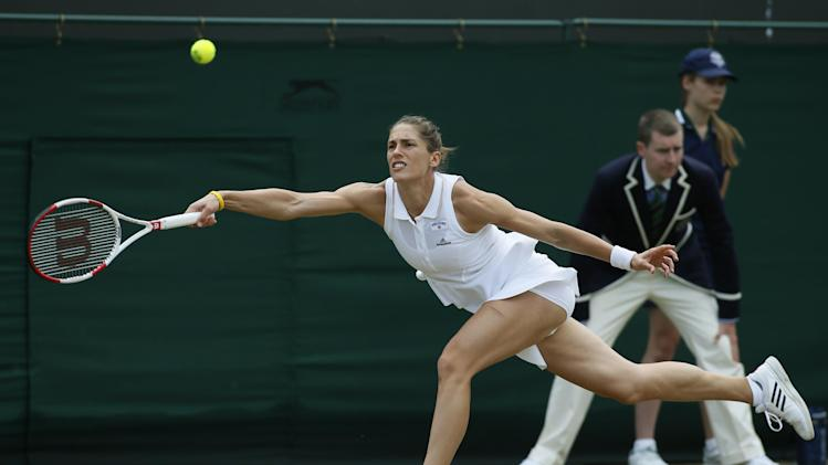 Errani, Petkovic reach Gastein Ladies semifinals