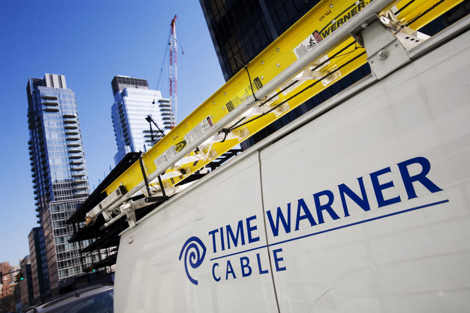 Time Warner 3Q earnings up on cable TV strength