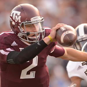 Best fit for Manziel?