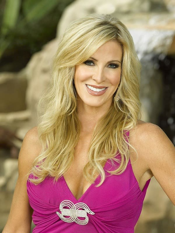 Laurie Waring of The Real Housewives of Orange County.