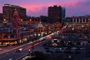 Holiday Lights Draw Travelers to Kansas City's Country Club Plaza Hotels