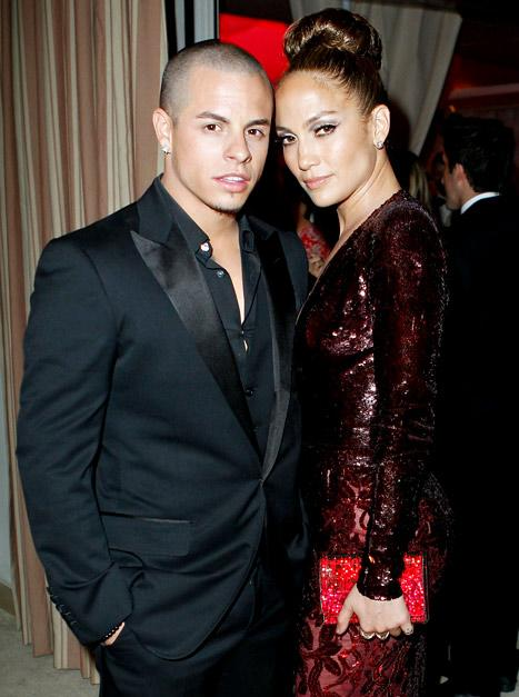 "Idol's Jessica Sanchez: Jennifer Lopez, Casper Smart Are ""Cute Together"""