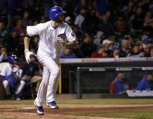 Scott Feldman leads Cubs over Rangers 9-2