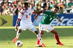 Marquez Lugo: Mexico looking to right wrongs against Panama