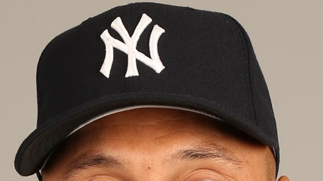 Derek Jeter Baseball Headshot Photo