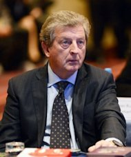 "England manager Roy Hodgson at the opening session of the UEFA Conference for European National Team Coaches on September 24. ""I have enjoyed a good relationship with John during my time as England manager and I reluctantly accept his decision,"" said Hodgson"