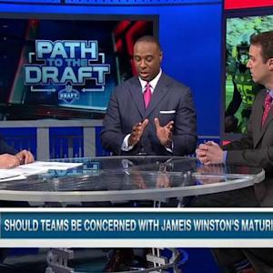 Should teams be concerned about Jameis Winston's maturity?
