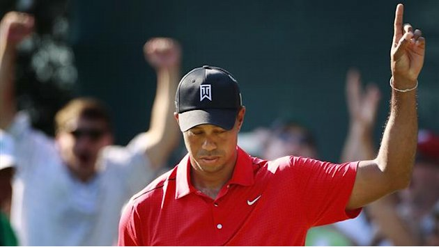 Woods passes Nicklaus with Congressional win