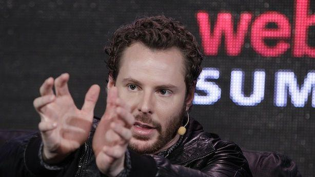 All Sean Parker Wants Is for You to Say Something Nice about His Wedding